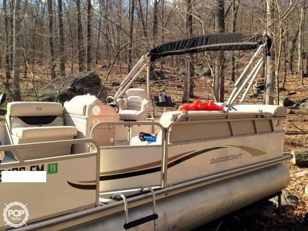 2006 Smoker Craft boat for sale, model of the boat is 8520 Fish RE & Image # 2 of 21