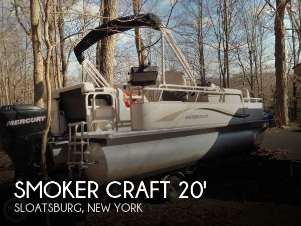 2006 Smoker Craft boat for sale, model of the boat is 8520 Fish RE & Image # 1 of 21