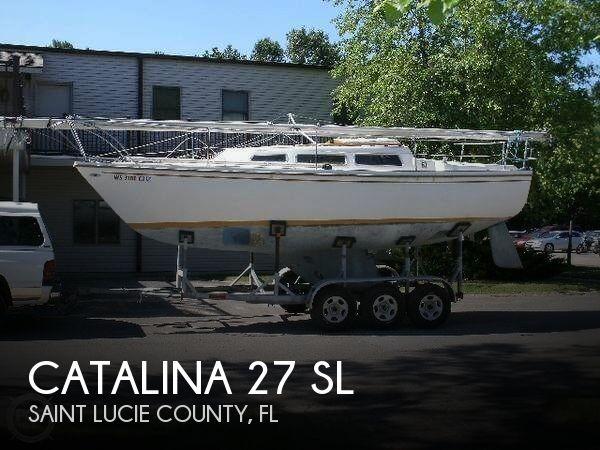 1976 Catalina 27 SL - Photo #1