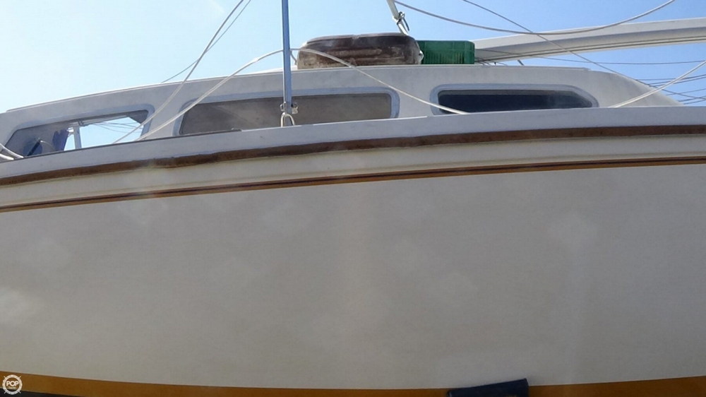 1976 Catalina 27 SL - Photo #12