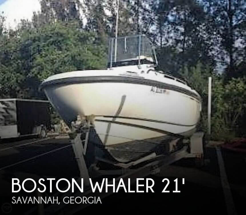Used Boston Whaler 21 Boats For Sale by owner | 1999 Boston Whaler 21