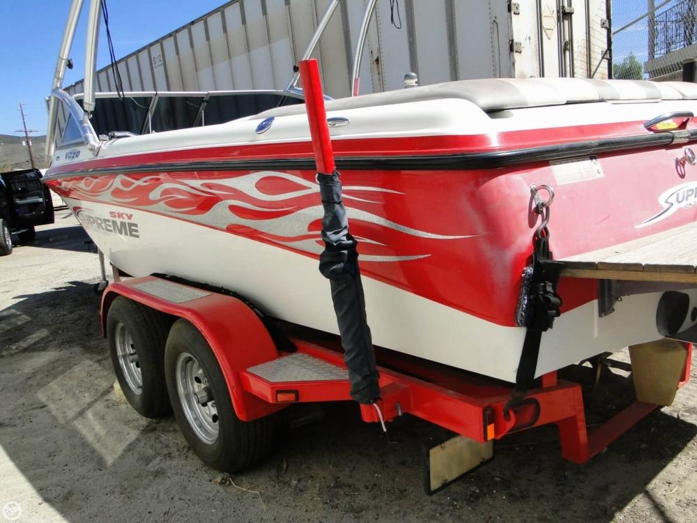 2006 Ski Supreme V220 Sky Package - Photo #38