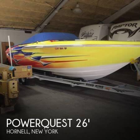 2005 Powerquest 260 Legend SX for sale