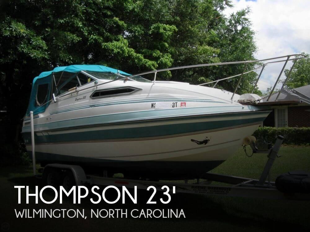 1989 Thompson 225 Daytona - Photo #1