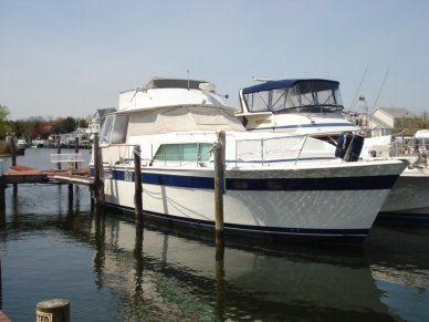Chris-Craft 45 Commander, 45', for sale - $93,999