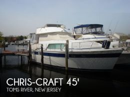 1975 Chris-Craft 45 Commander
