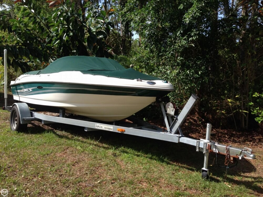 2004 Sea Ray boat for sale, model of the boat is 180 Sport & Image # 10 of 40