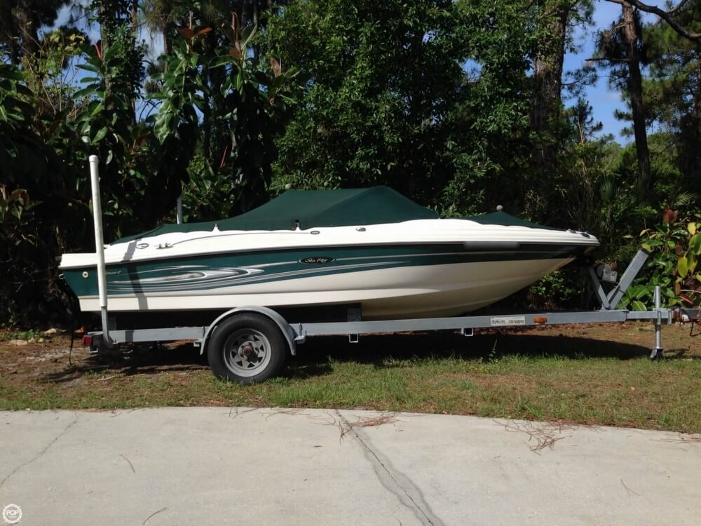 2004 Sea Ray boat for sale, model of the boat is 180 Sport & Image # 15 of 40