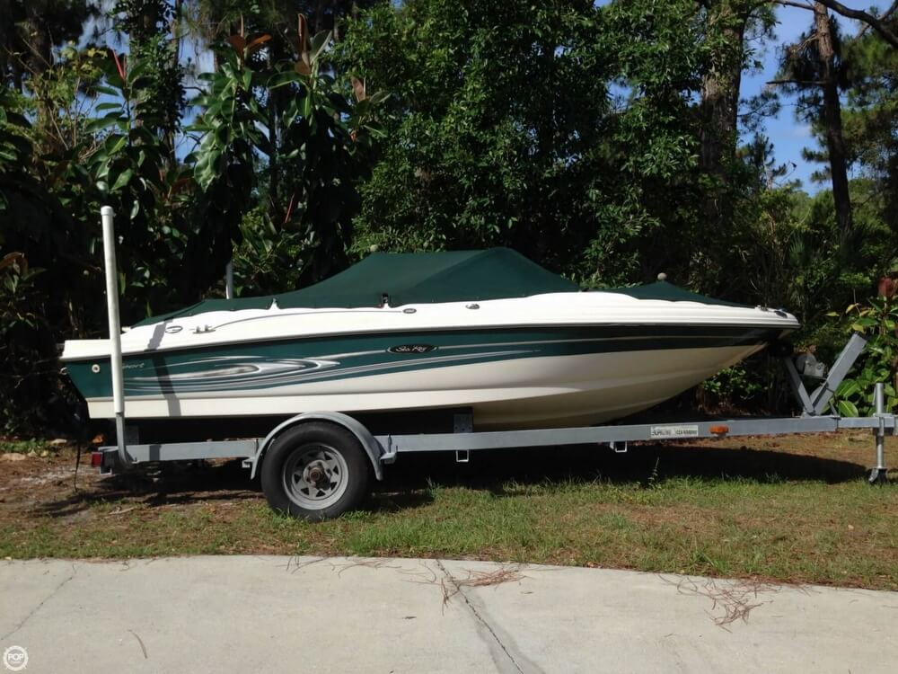 2004 Sea Ray boat for sale, model of the boat is 180 Sport & Image # 5 of 40