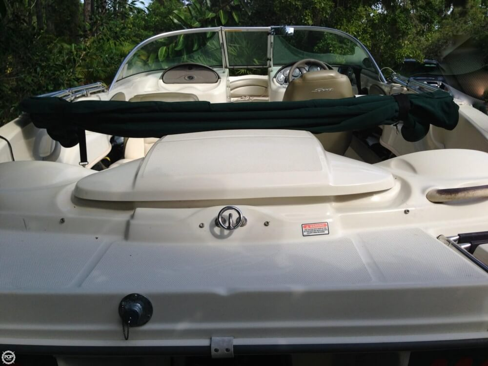 2004 Sea Ray boat for sale, model of the boat is 180 Sport & Image # 24 of 40
