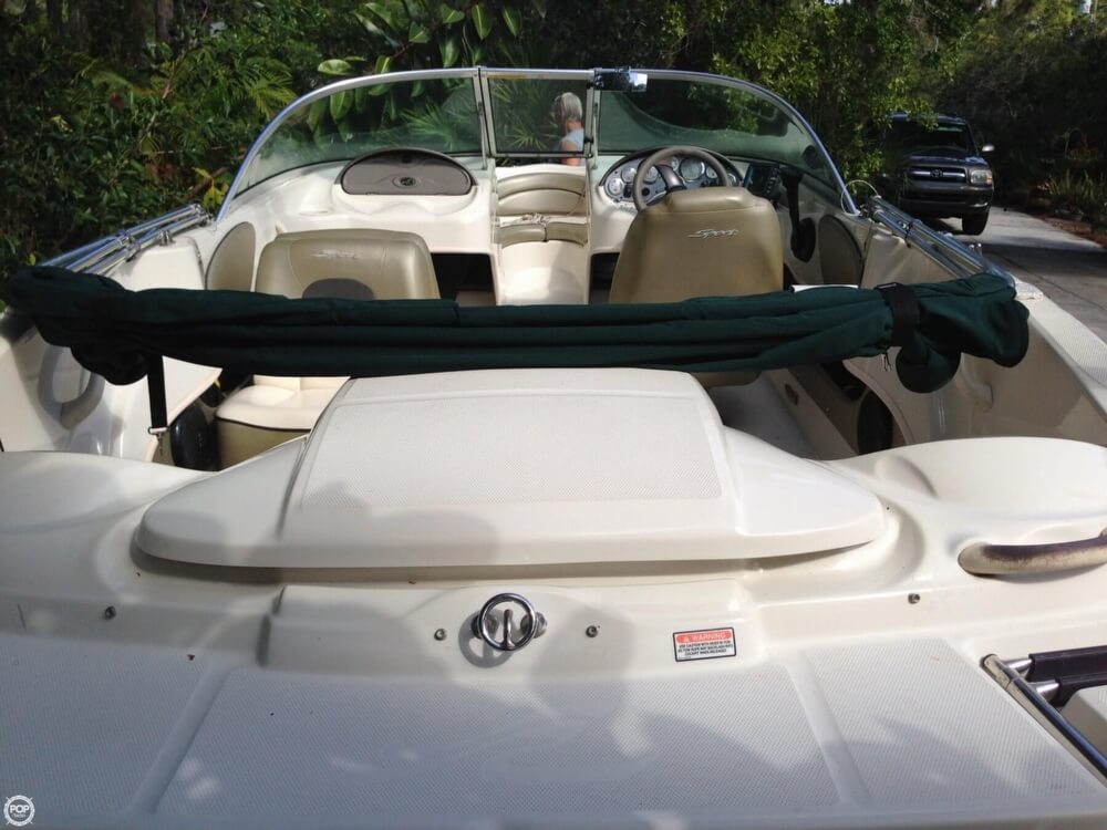 2004 Sea Ray boat for sale, model of the boat is 180 Sport & Image # 25 of 40
