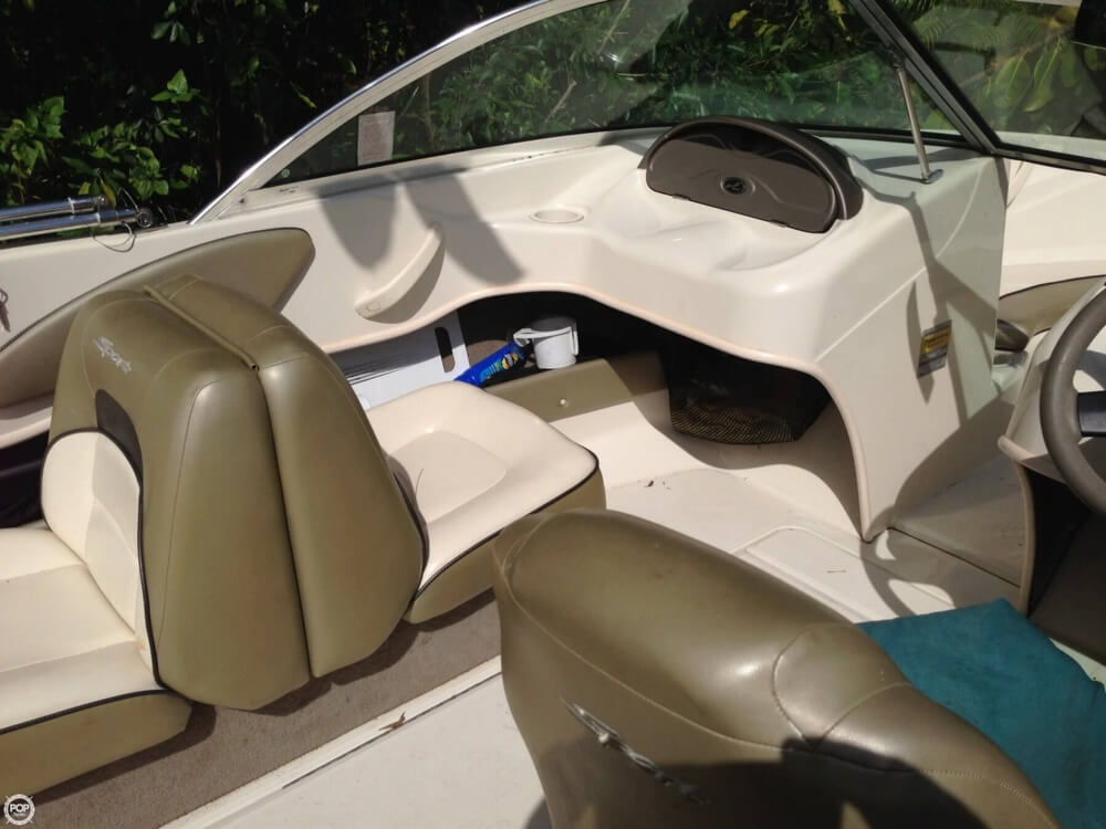 2004 Sea Ray boat for sale, model of the boat is 180 Sport & Image # 29 of 40