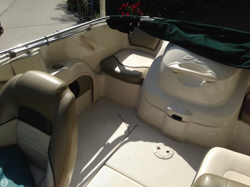 2004 Sea Ray boat for sale, model of the boat is 180 Sport & Image # 34 of 40