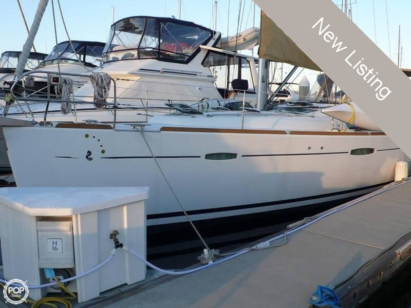 Used Boats For Sale in San Diego, California by owner | 2007 Beneteau 47
