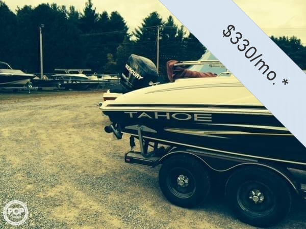 2008 Tahoe 215 OB - Photo #2