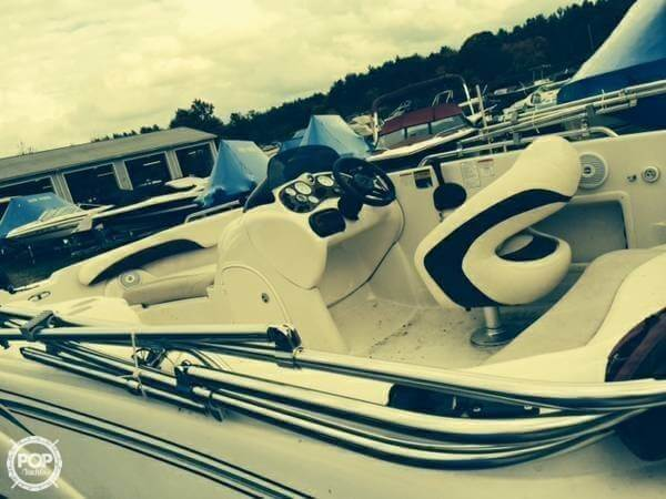 2008 Tahoe 215 OB - Photo #3