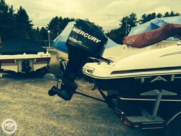 2008 Tahoe 215 OB - Photo #4