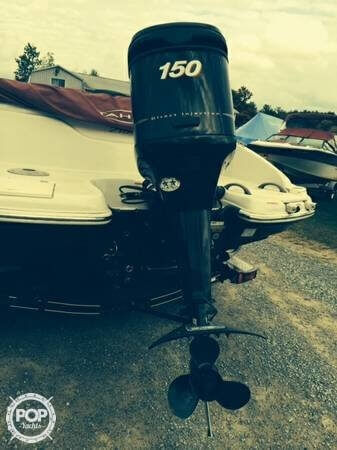 2008 Tahoe 215 OB - Photo #5