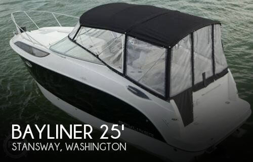2010 Bayliner 255 SB Cruiser - Photo #1