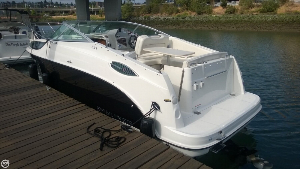 2010 Bayliner 255 SB Cruiser - Photo #16