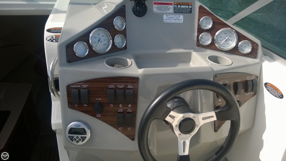 2010 Bayliner 255 SB Cruiser - Photo #28