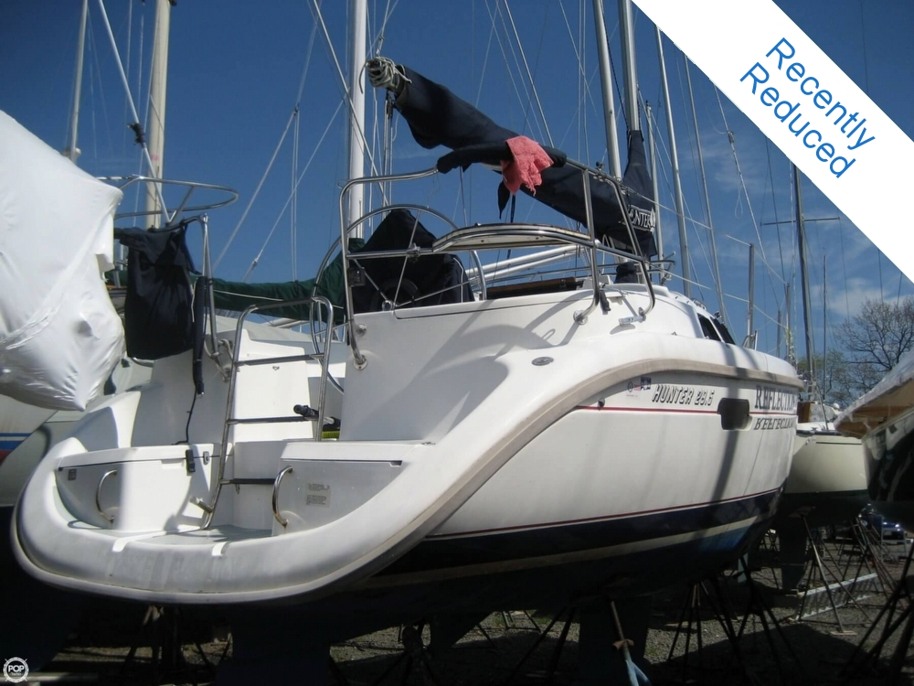 Used Hunter Sailboats For Sale in New York by owner | 1995 Hunter 29