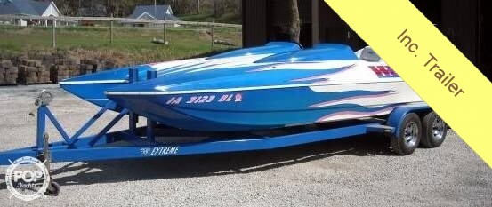 Used Boats For Sale in Lincoln, Nebraska by owner | 1996 Warlock 23
