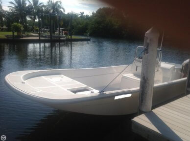 Carolina Skiff 258 DLV, 24', for sale - $30,600