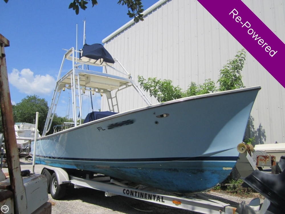 Used Boats For Sale by owner | 1981 Morgan 24