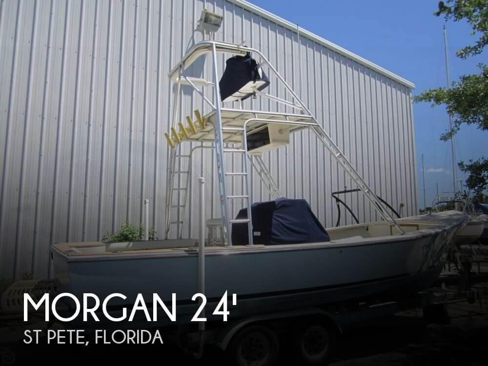 1981 Morgan 24 Center Console - Photo #1