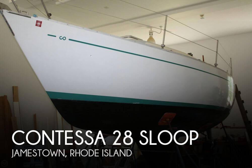 1979 Contessa 28 Sloop - Photo #1