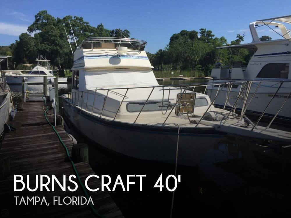 1981 Burns Craft 41 El Dorado