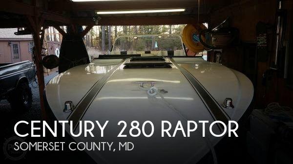 1989 Century 280 Raptor - Photo #1