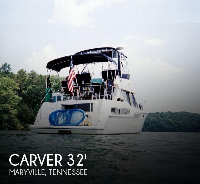 1995 Carver 325 Aft Cabin - Photo #1