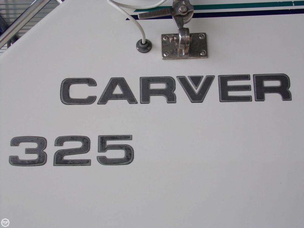 1995 Carver 325 Aft Cabin - Photo #22