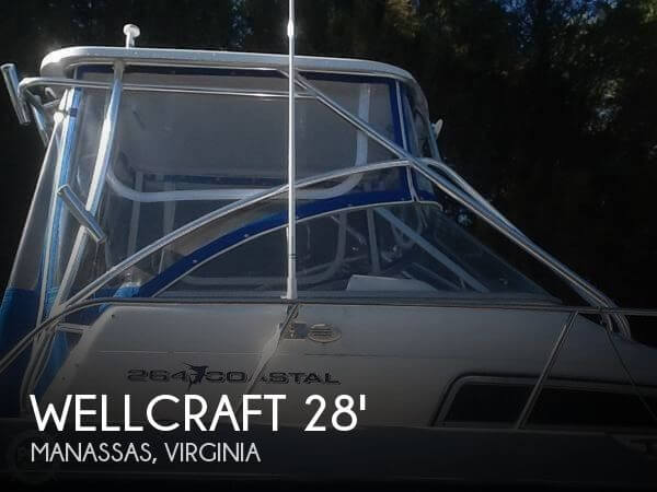 1997 Wellcraft 264 Coastal