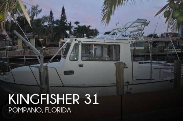 1986 Kingfisher 31 - Photo #1