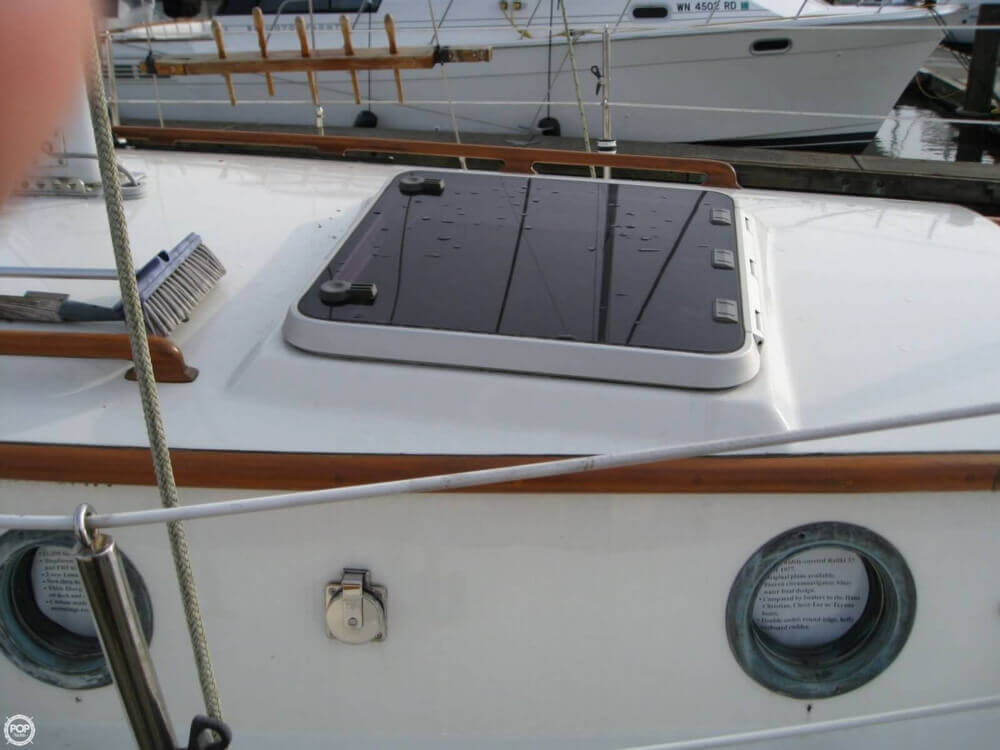 1977 Rafiki boat for sale, model of the boat is 37 Cutter & Image # 30 of 40