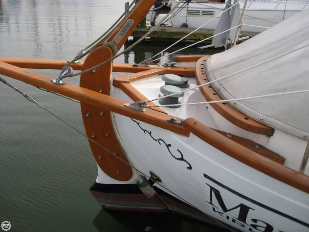 1977 Rafiki boat for sale, model of the boat is 37 Cutter & Image # 32 of 40