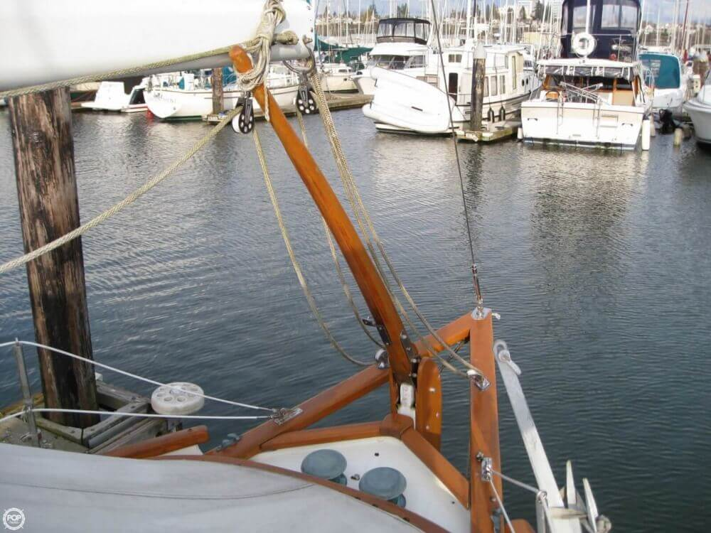 1977 Rafiki boat for sale, model of the boat is 37 Cutter & Image # 36 of 40