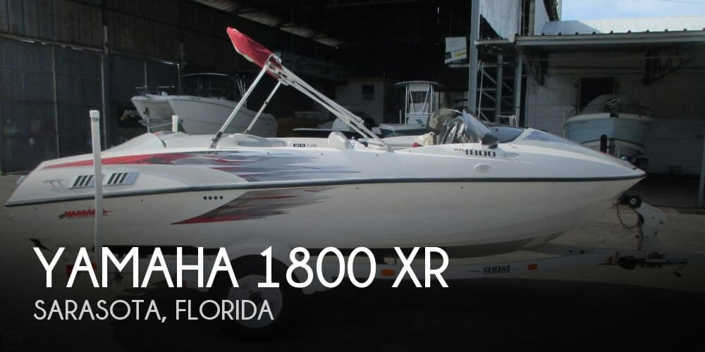 2000 Yamaha boat for sale, model of the boat is 1800 XR & Image # 1 of 40