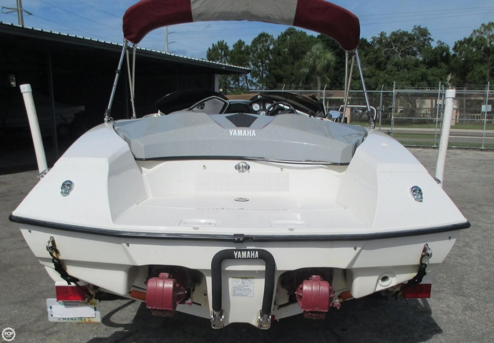 2000 Yamaha boat for sale, model of the boat is 1800 XR & Image # 12 of 40