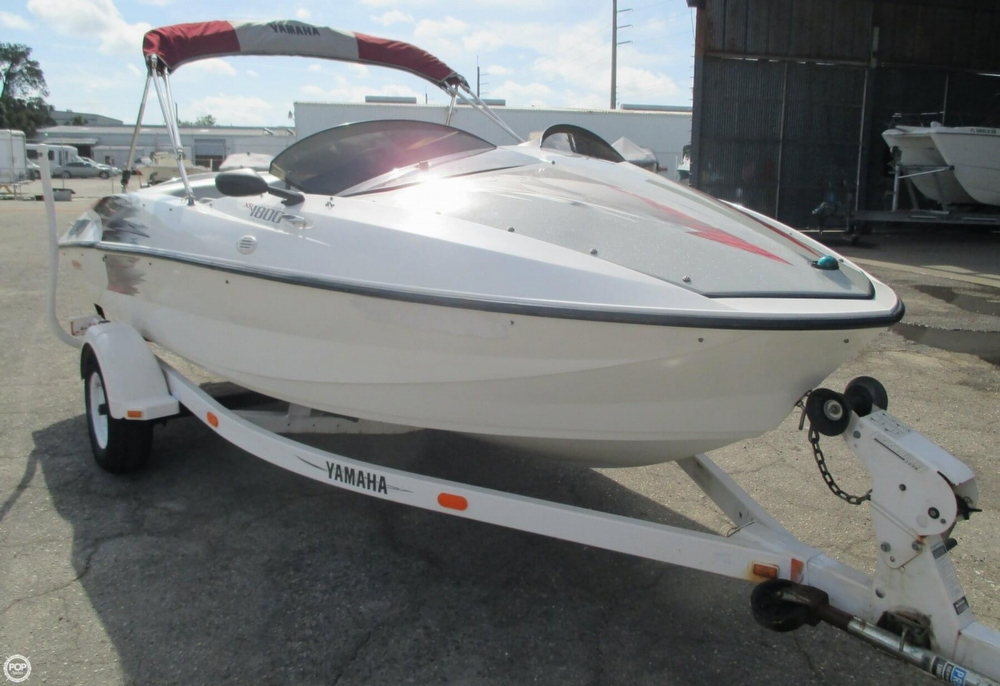 2000 Yamaha boat for sale, model of the boat is 1800 XR & Image # 15 of 40