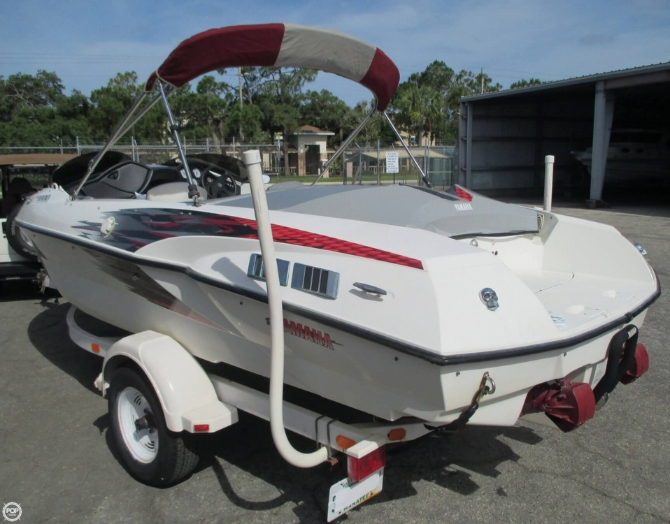 2000 Yamaha boat for sale, model of the boat is 1800 XR & Image # 17 of 40