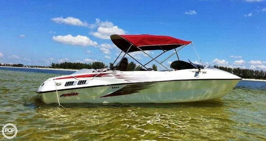 2000 Yamaha boat for sale, model of the boat is 1800 XR & Image # 2 of 40