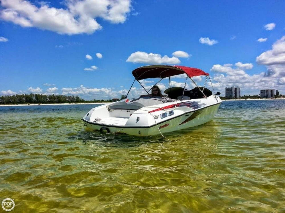 2000 Yamaha boat for sale, model of the boat is 1800 XR & Image # 7 of 40