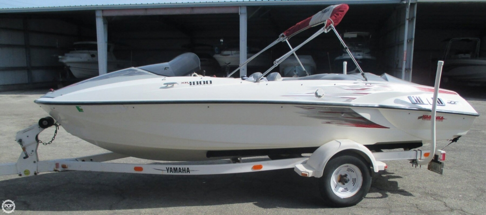 2000 Yamaha boat for sale, model of the boat is 1800 XR & Image # 28 of 40
