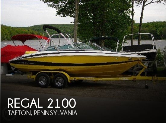 Used Boats For Sale in Binghamton, New York by owner | 2010 Regal 20