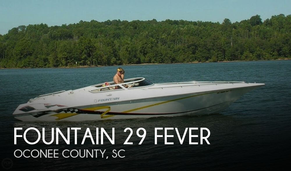 2005 Fountain 29 Fever - Photo #1
