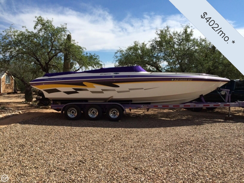 Used Boats For Sale in Tucson, Arizona by owner | 2001 Powerquest 28